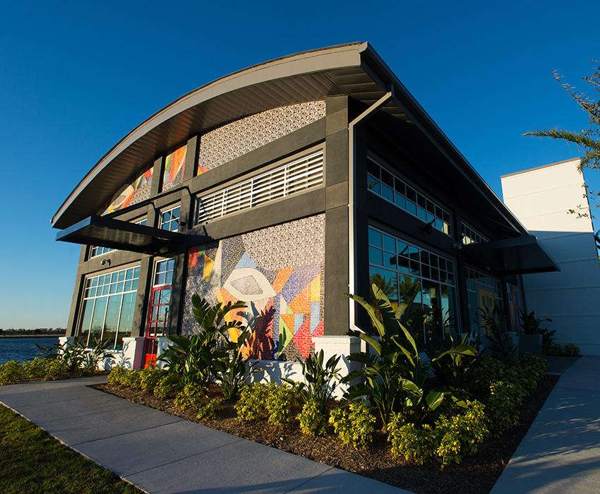 Canvas Restaurant and Market exterior